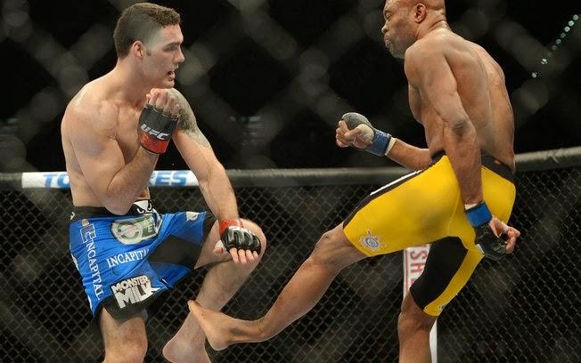 Médico de Anderson Silva revela que o lutador está ansioso em voltar para o octógono.