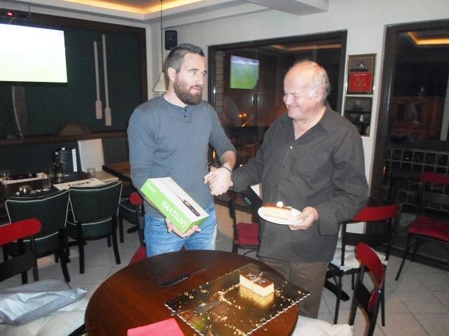 Κοπή Βασιλόπιτας της Ραδιολέσχης Φλώρινας - Κυριακή 28 Ιαν 2018