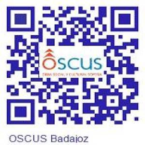 QR web Colegio OSCUS Badajoz