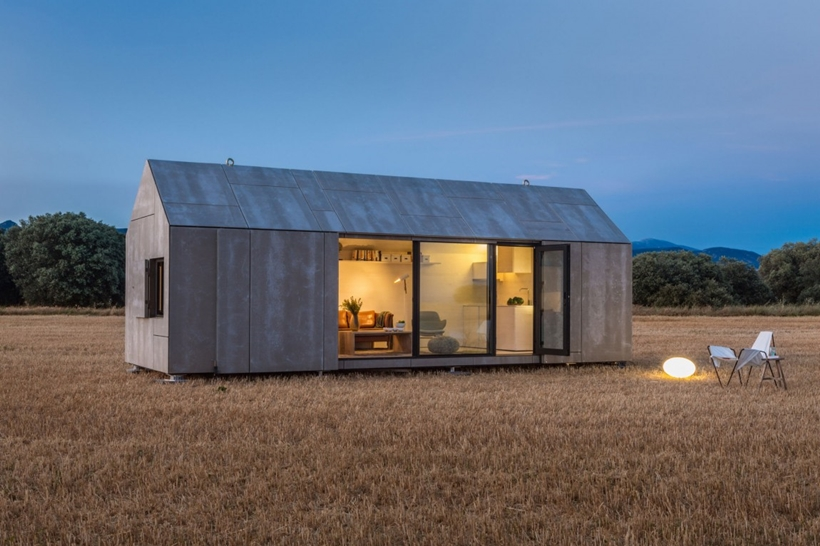 Bon Portable Home: Small House Living With Modern Lifestyle