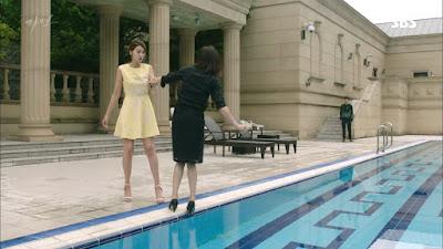 Mask The Mask episode 18 ep recap review Byun Ji Sook Soo Ae Seo Eun Ha Choi Min Woo Ju Ji Hoon Min Seok Hoon Yeon Jung Hoon Choi Mi Yeon Yoo In Young Byun Ji Hyuk Hoya Kim Jung Tae Jo Han Sun enjoy korea hui Korean Dramas