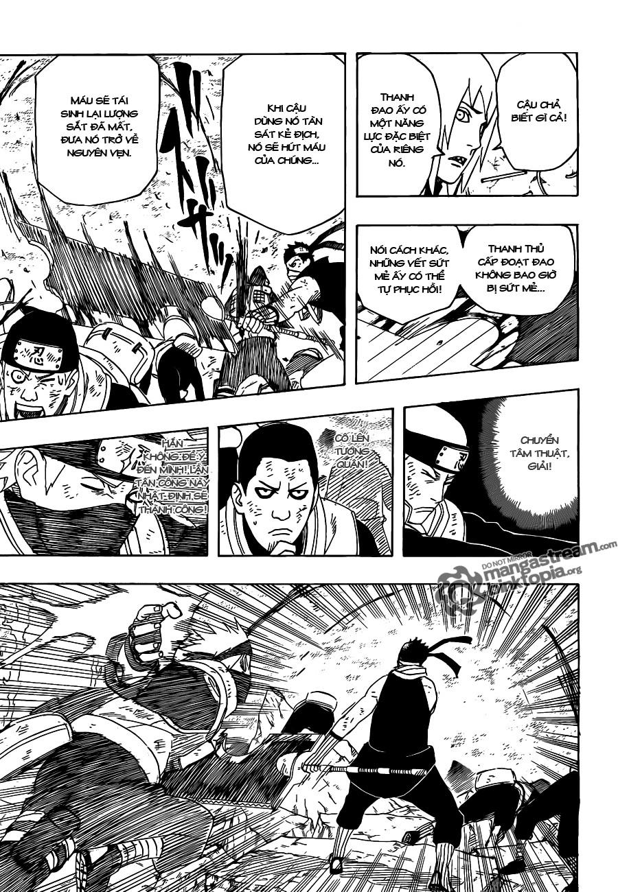 Naruto chap 523 Trang 15 - Mangak.info