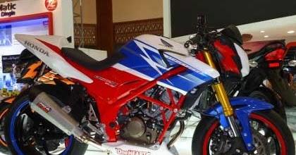 Modifikasi Motor Honda Cb150r 2014