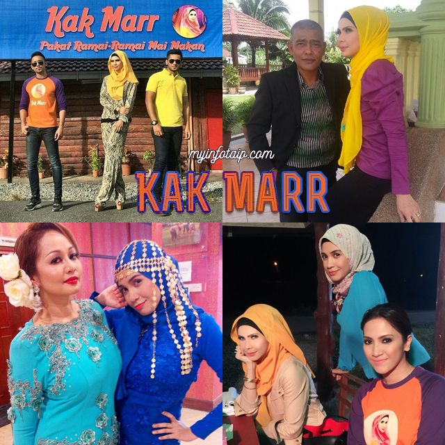 Kak Marr tv3