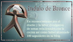 PREMIO NDALO DE BRONCE