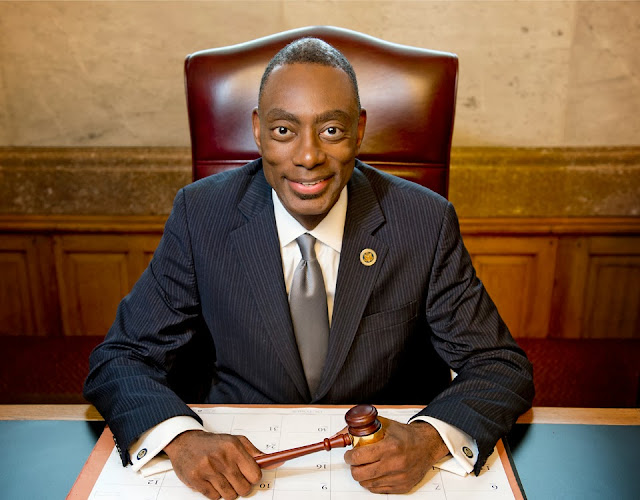 Mayor; Mark Mallory; Cincinnati; Mayor of Cincinnati; City Hall; Council Chambers