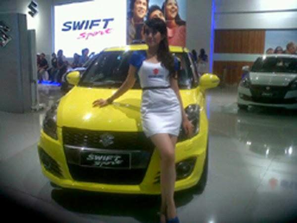 suzuki swift sport images