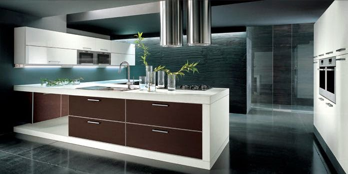 Modern Kitchen Island Designs For More Efficient