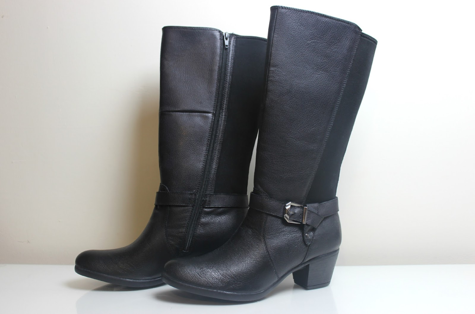 A picture of Earth Spirit Boots Tulsa Black