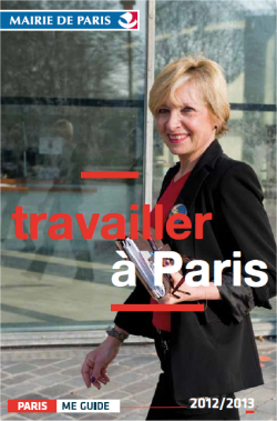 image de couverture du guide Travailler à Paris