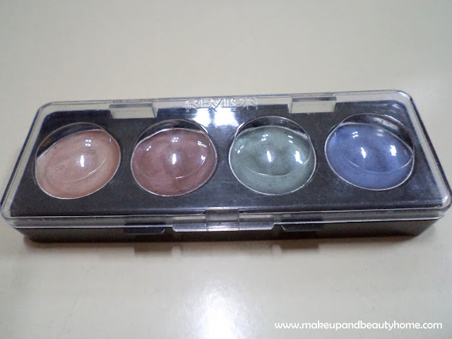 Revlon Illuminance Creme Shadow ~ Moonlit Jewels Review