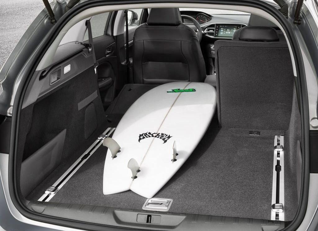 cockpit autom vel conte dos auto ensaio peugeot 308 sw 1 6 hdi 92 cv. Black Bedroom Furniture Sets. Home Design Ideas