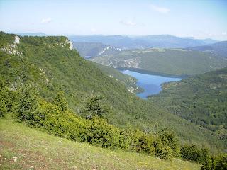 Sierra Zariquieta. Aoiz-Navarra