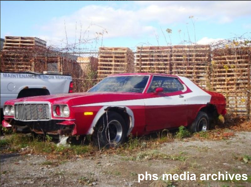 now that 39 s patina 1974 ford gran torino phscollectorcarworld. Black Bedroom Furniture Sets. Home Design Ideas
