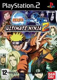 Free Download Games naruto ultimate ninja II PCSX2 ISO Untuk KOmputer Full Version  ZGASPC