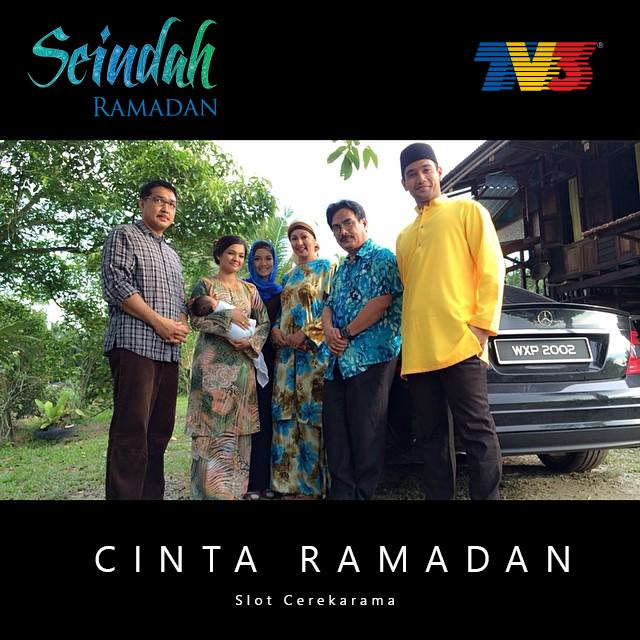 Cinta Ramadan [2014] Cerekarama