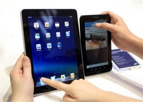 Samsung pretende subir sus ventas en tablets hasta doblarlas