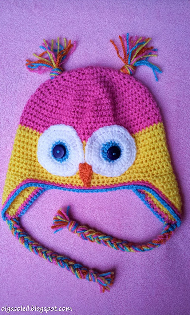 Alisha's Owl Hat_2