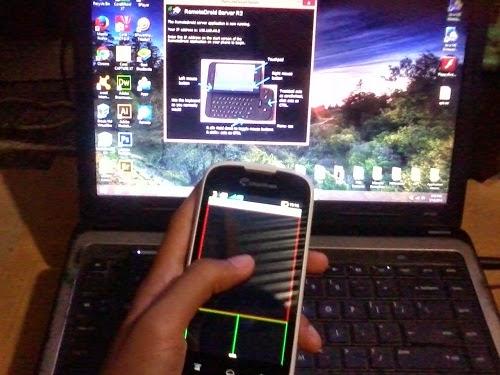Cara Meremote Atau Mengendalikan Laptop Dengan Hape Android