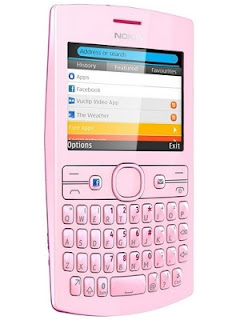 Nokia Asha 205 Pink
