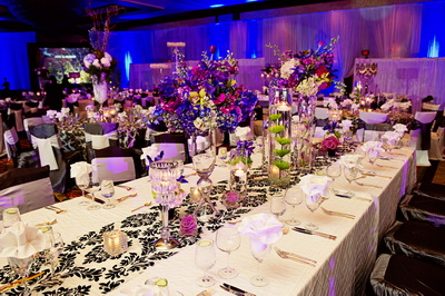 Wedding Reception Rooms