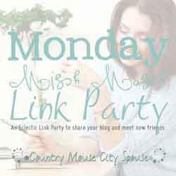 Monday Mish Mash
