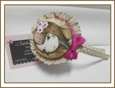 Diadema Hand Made