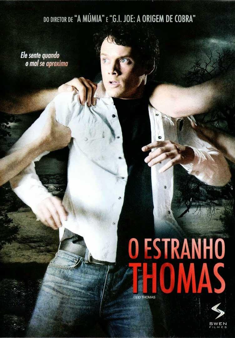 O Estranho Thomas Torrent - Blu-ray Rip 1080p Dublado (2014)