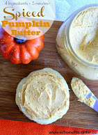 Easy Spiced Pumpkin Butter