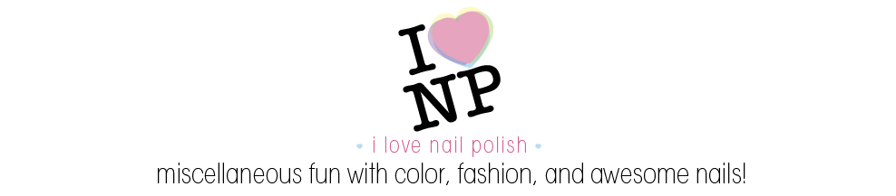 I Love Nail Polish