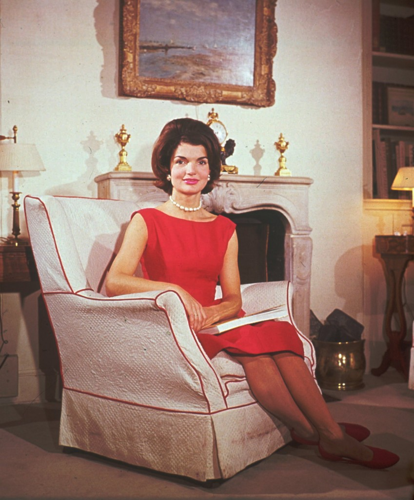 A Slice Of Cheesecake Jackie Kennedy An Election Day
