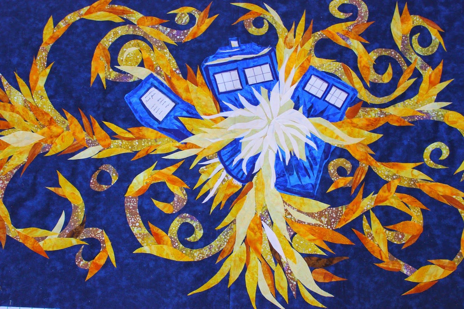 My Very Own Exploding Tardis