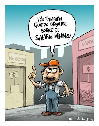 Salario Minimo.