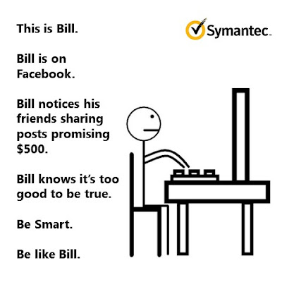 Be like Bill Safer Internet Day