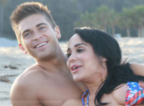 Octomom and Frankie Grageda Go on a Date!!!!! » Gossip