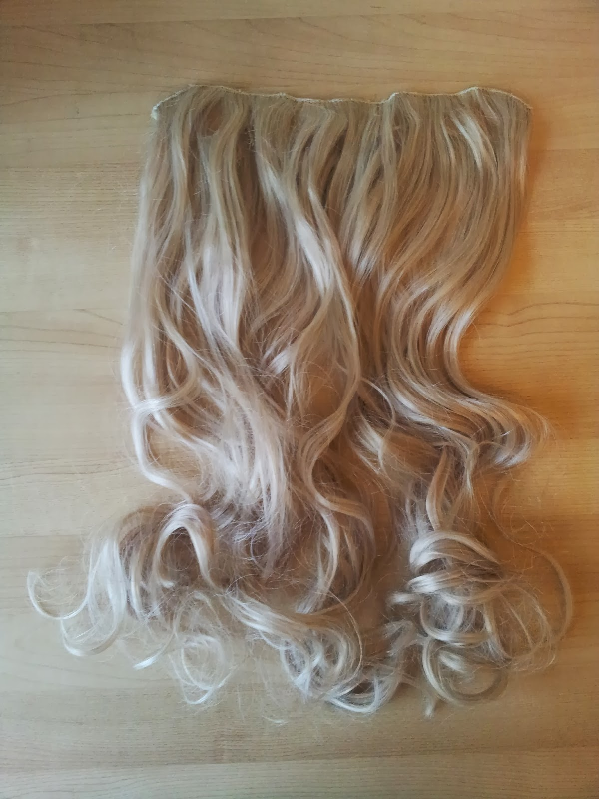 Beauty And The Blogger I Bought Hair Extensions For 699 On Ebay