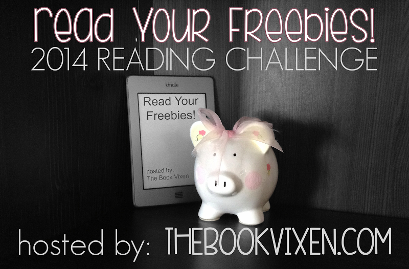 http://www.thebookvixen.com/2013/12/2014-read-your-freebies-reading.html