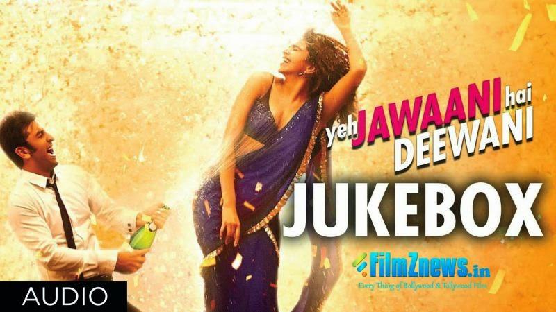 Yeh Jawaani Hai Deewani Full Songs  Jukebox 1