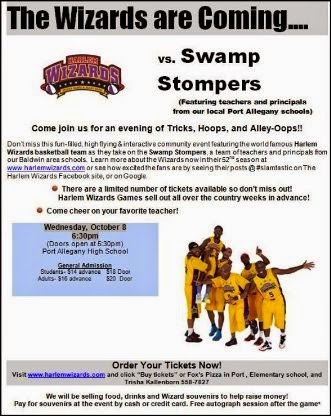 10-8 Wizards Vs Swamp Stompers