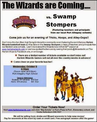 10-8 Wizards Vs Swamp Stompers
