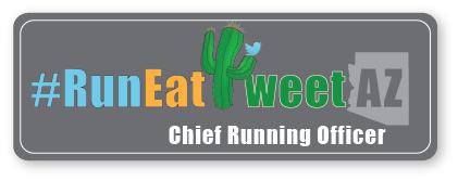Run Eat Tweet AZ CRO