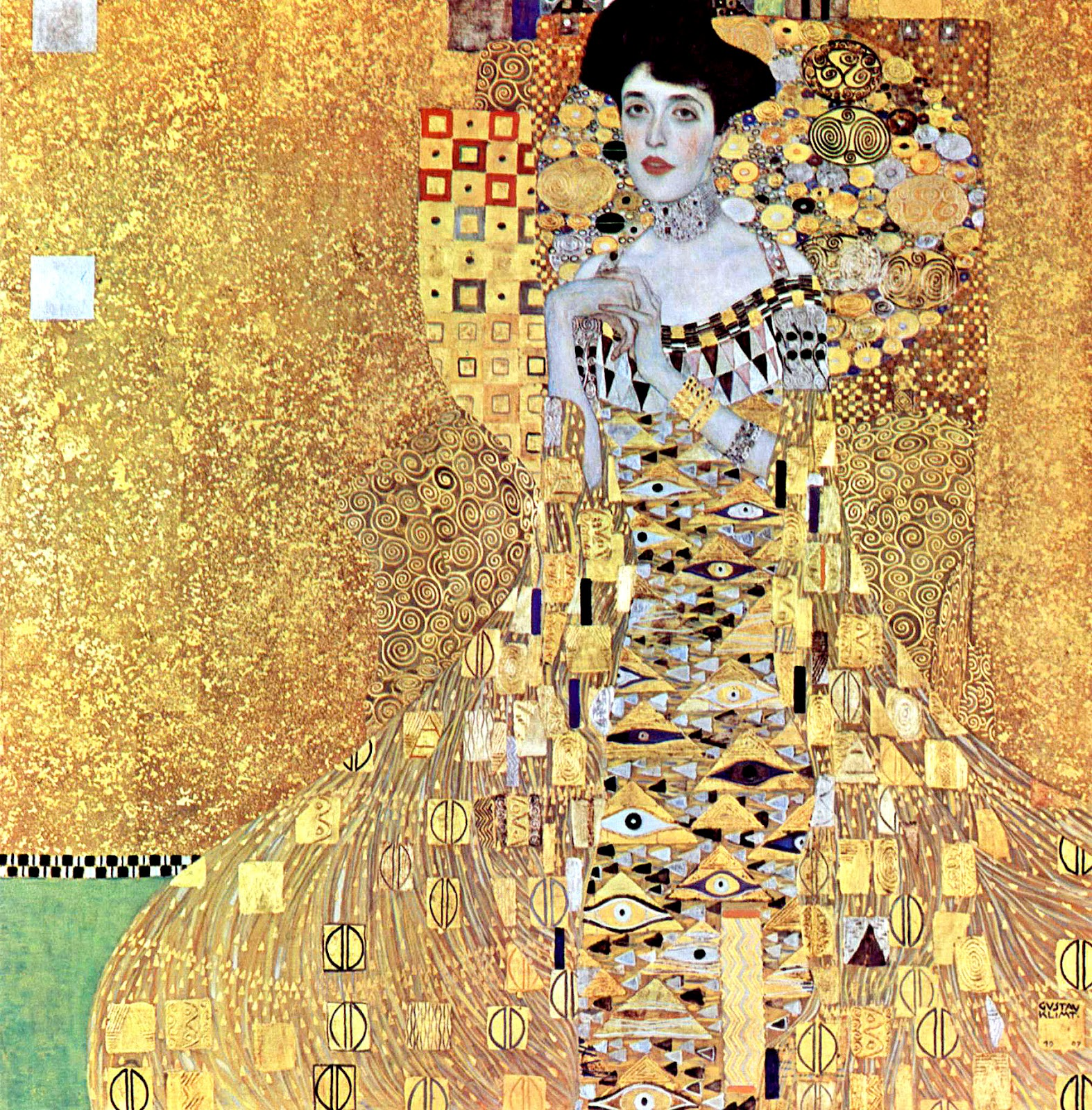 Loveisspeed vienna celebrates the 150th for Gustav klimt original paintings for sale