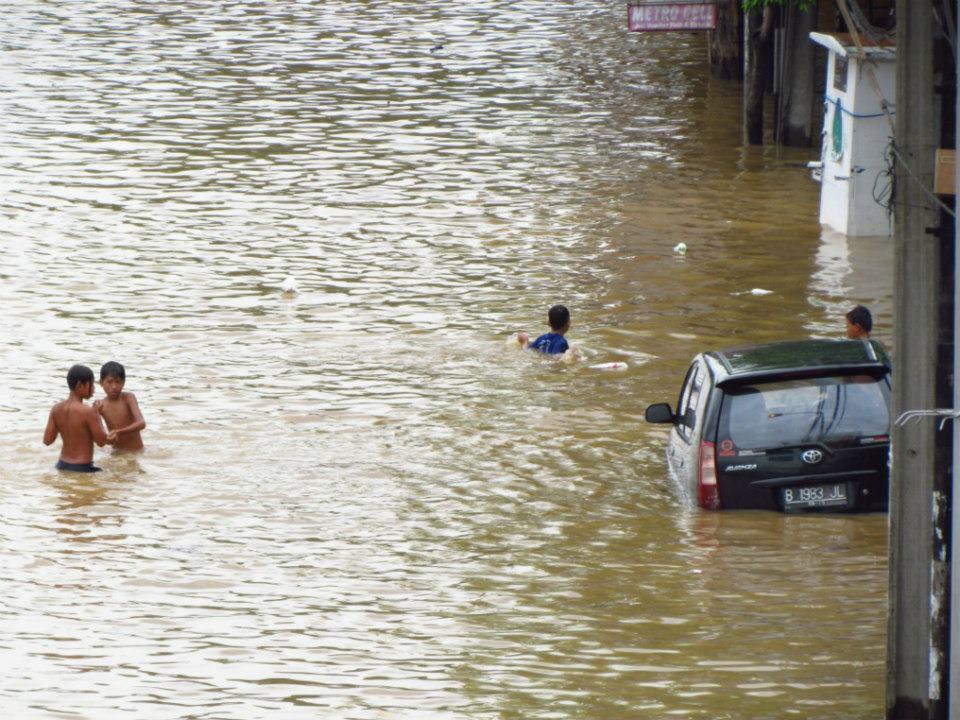 Ini Dia Kontak Posko Banjir Jakarta