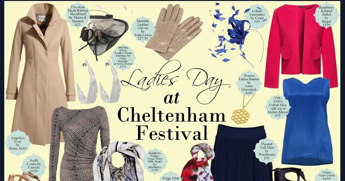 dress to impress for ladies day at cheltenham festival