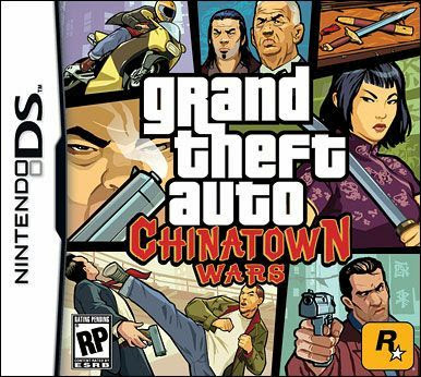 Free PSP Games: Grand Thef Auto: Chinatown Wars
