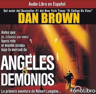 Dan Brown: Ángeles y Demonios