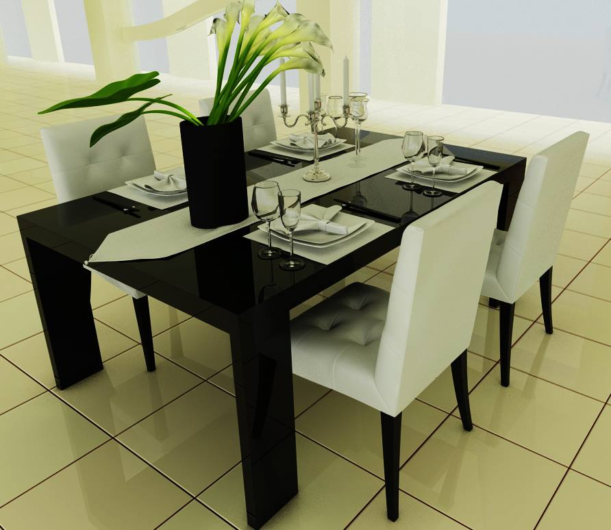 Home decor top 20 dining room table designs for Dining room table top designs