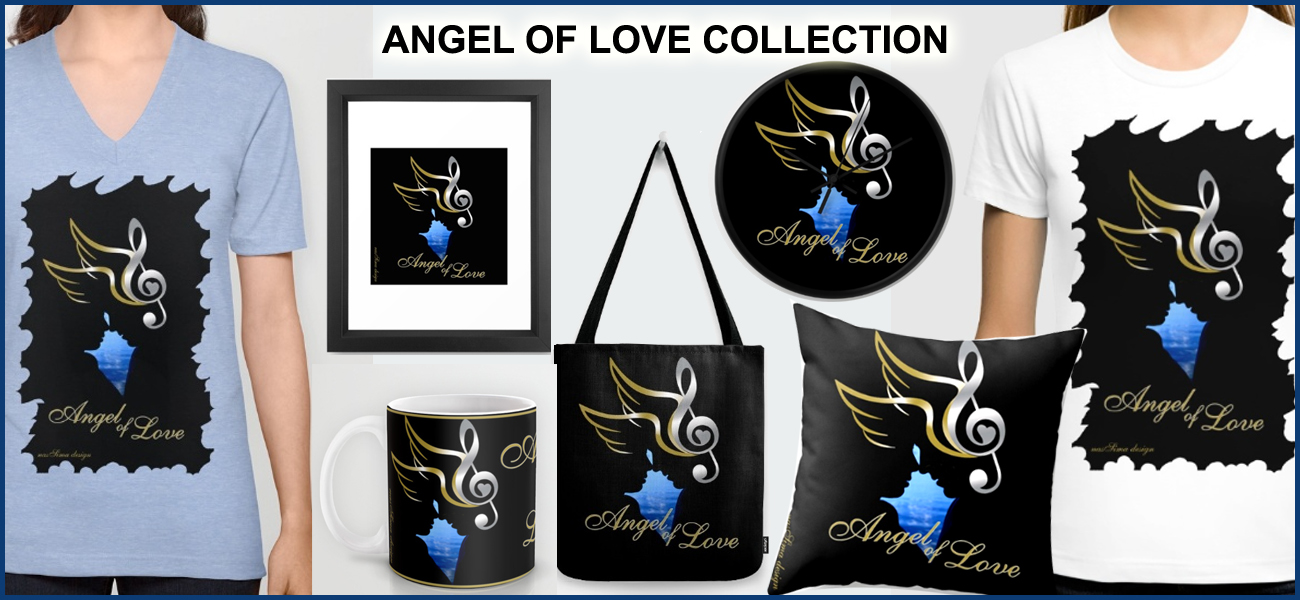 The Angel of Love Collection