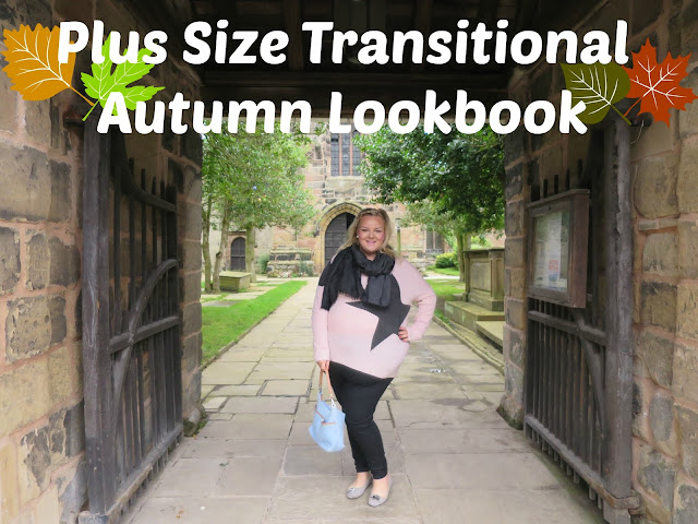 Plus Size Transitional Autumn Lookbook