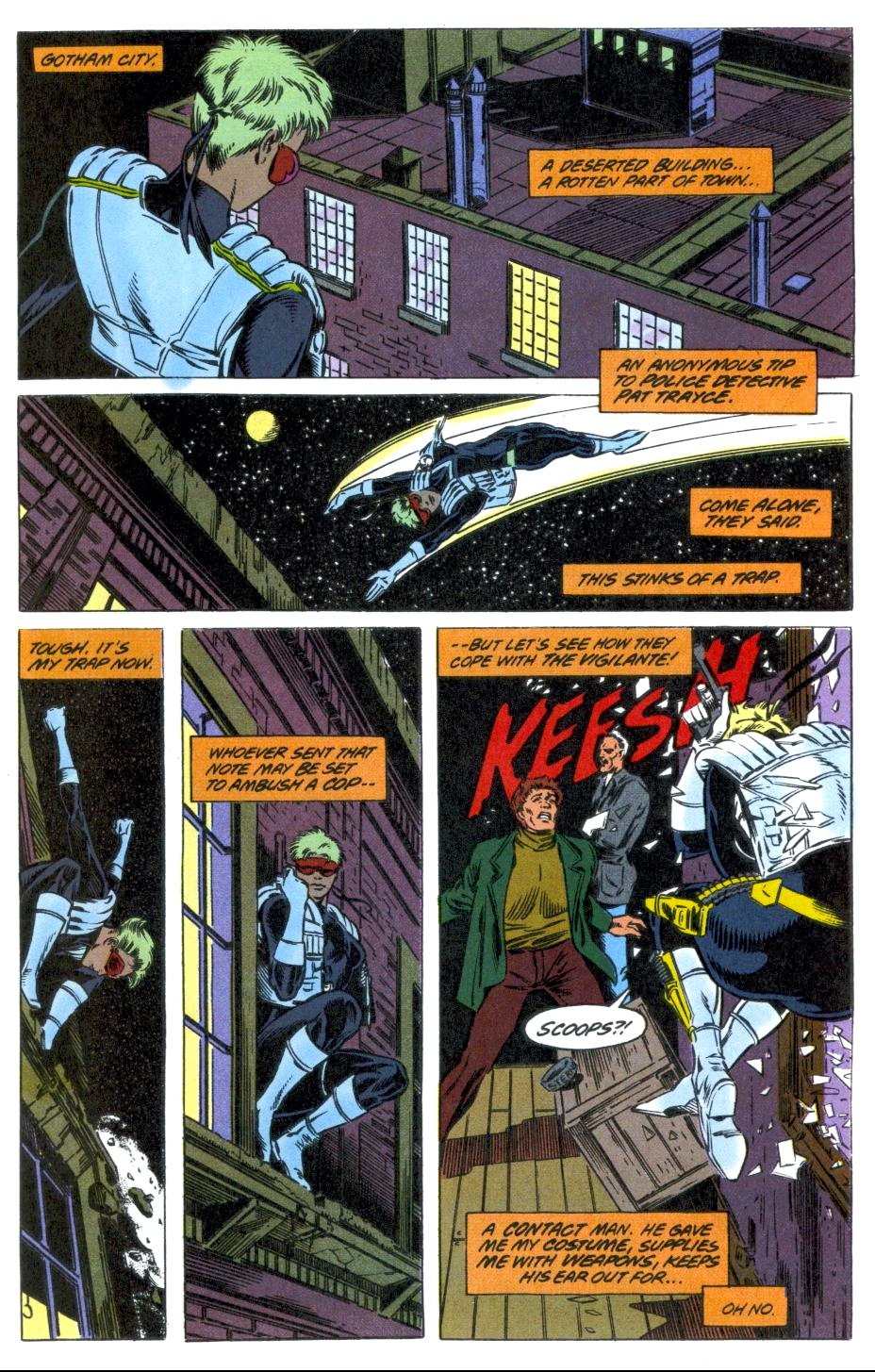 Deathstroke (1991) Issue #12 #17 - English 14